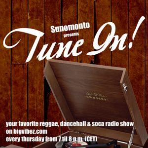 TUNE IN! 09. 06. 2011 - Soca Special