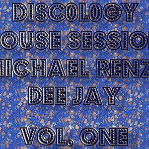 DISC0L0GY MUSIC SESSION - MICHAEL RENZI DEE JAY