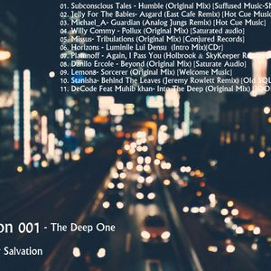 In Sessions 001- The Deep one