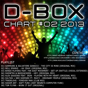 D-BOX Chart #02 2013