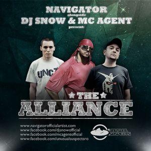 NAVIGATOR alongside DJ SNOW & MC AGENT - The Alliance