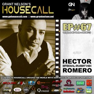 Housecall Ep#67 (incl. a guest mix from Hector Romero)