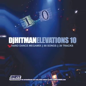 DjHITMAN - Elevations Level 10 (2004) www.3amRecords.com