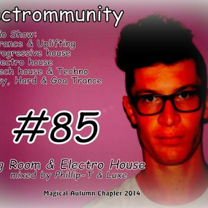 Electrommunity Radio Broadcast 85 - Big Room & Electro House, mixed by Phillip-T & Luxe