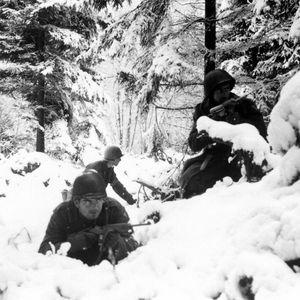 הקרב על הבליטה • 75 שנים • The Battle of The Bulge