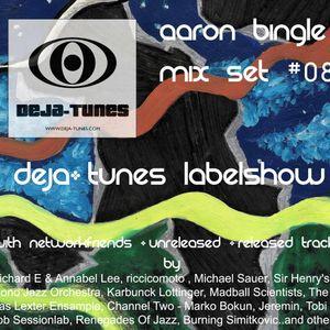 Deja-Tunes Labelset - Aaron Bingle Set #08
