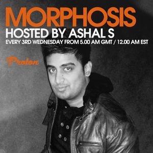 Morphosis With Ashal S (19-04-2017)