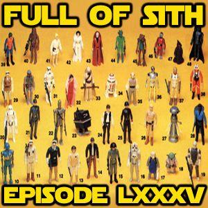 Episode LXXXV: Toy Wars