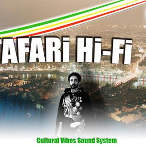 Tafari HiFi - 27/03/2k11 Kingdub Show