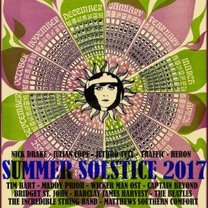 MAGIC MIXTURE COMPLETE RADIO SHOW - SUMMER SOLSTICE 2017 (21 JUNE 2017)