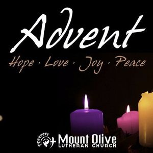 Gift Of Life Advent Week 4