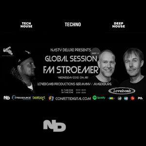 Global Session - Nasty deluxe, FM Stroemer - Confetti Digital London