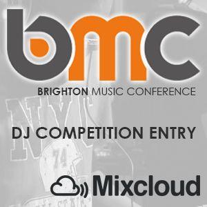 BMC Mixcloud Competition entry 2015- Giuseppe Fusco