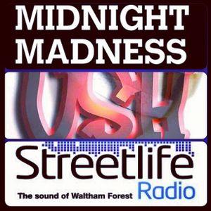 14/08/2012 Street Life Radio, The BPM Show, Midnight Madness Special PT1
