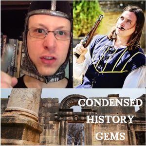 Bonus Episode - Jem and Crusades on the Condensed Histories Podcast