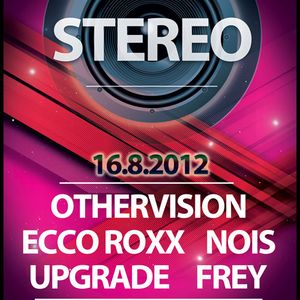 Live @ Stereo party | Perpetuum Brno | 16. 8. 12