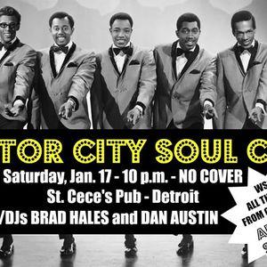 MCSC: Adrian Small - Rare Northern soul set 2 - Jan. 17, 2015 - St. Cece's, Detroit
