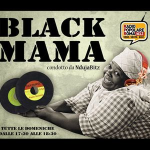 Black Mama Radio interview with Chusma Records from Berlin