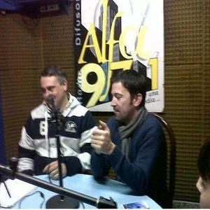 2da parte de la entrevista a Leonardo Vandenbosch, Mariano Pérez y Evelin González (FPCyS) Lista B