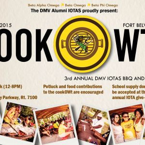 3rd Annual DMV IOTAS CookOWt: Drive Time Teaser Mix