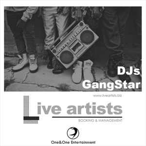 LIVE ARTISTS pres. Deep House LIVE Session #101 by DJs GangStar