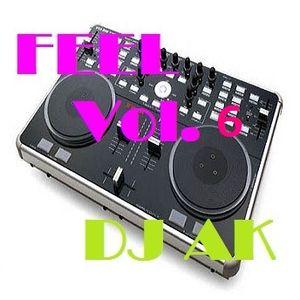 DJ AK swag Vol6 HH RnB MIX