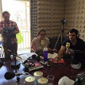 Radio Maratón Solidario a beneficio de Alzhei-Arahal, 2ª parte, jueves 09 de junio 2016.