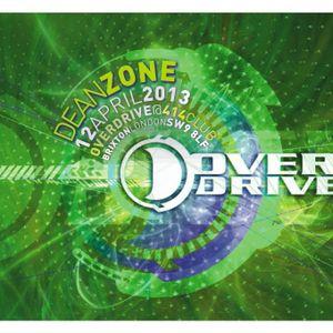 Dean Zone - OverDrive Mix (April 2013)