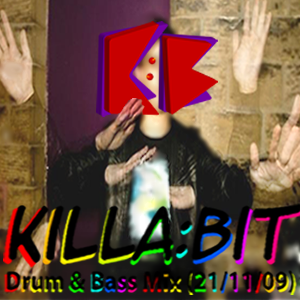 KILLABIT - Drum n Bass Mix (21-11-09)