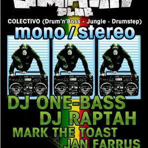 Raptah  Electro & Dubstep Mix Live set Samsh CLub 2011