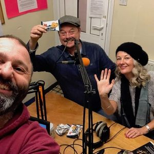 The Radio Winchcombe Folk Show 14th January 2019 with special guest Kim Cypher.