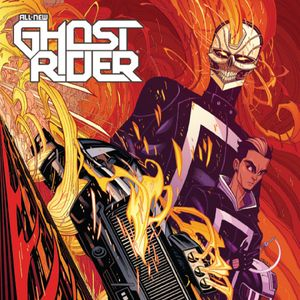 80 - All New Ghost Rider #1 - Robbie Reyes, The Ghost Rider