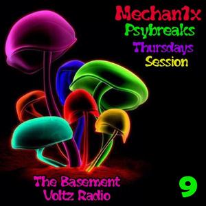 The Basement Voltz Radio - Psybreaks Show #9