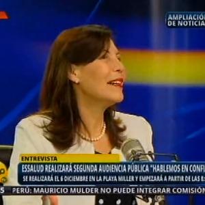 EsSalud realizará Segunda Audiencia Pública 'Hablemos con Confianza' (RPP)
