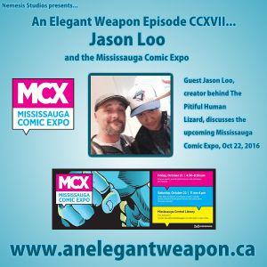 Episode CCXVII…Jason Loo