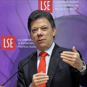 TALKS - Juan  Manuel Santos : Leading Colombia towards Prosperity for All