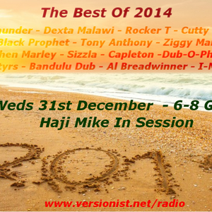 The Best of 2014 Haji Mike on Versionist 31/12/2014