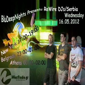 BluDeepNights on Westradio Vol.8 Zeljka Kasikovic and Beat'n'Juice