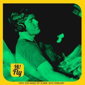 Hi!Fly podcast Dj Sobek