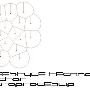 Macroproceslip free style dj mix & click and cut of old techno -acid attack.