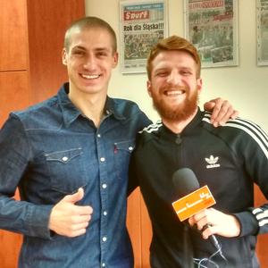 Wywiad z Piotrem Celebanem w Radiu LUZ #wks #01doprzerwy #włączsię