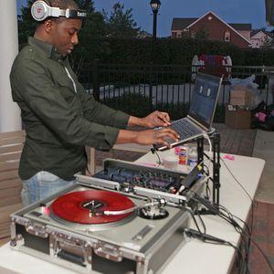 DJ Baggins Rain Mix
