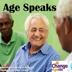Age Speaks meets Jenny Fisher