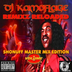 DJ KAMOFLAGE REMIXZ RELOADED VOL. 8 SHONUFF MASTER MIX EDITION