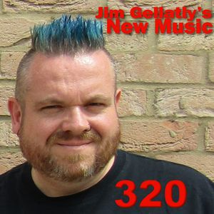 Jim Gellatly's New Music episode 320