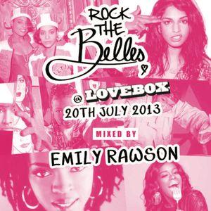 Lovebox 2013 - Rock The Belles