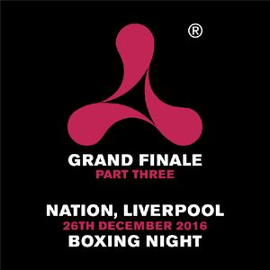 Tall Paul - Cream @ Nation, Liverpool - Boxing Night 26-12-15