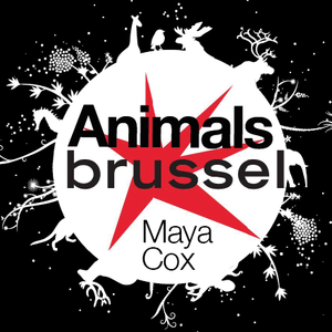 Maya Cox Moulinexs/ Animals Club Fm Brussel Radio Show / 2012.11.03