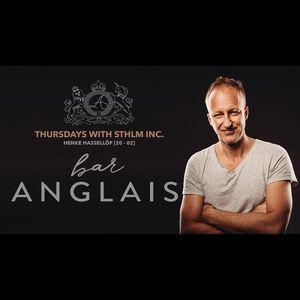Henke Hassellöf ( STHLM INC) live @ Bar Anglais [160324]