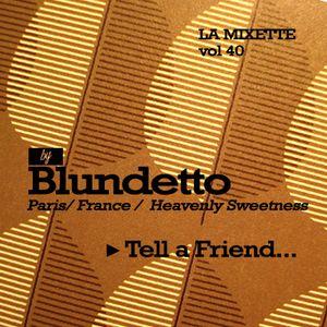 LAMIXETTE#40 Blundetto